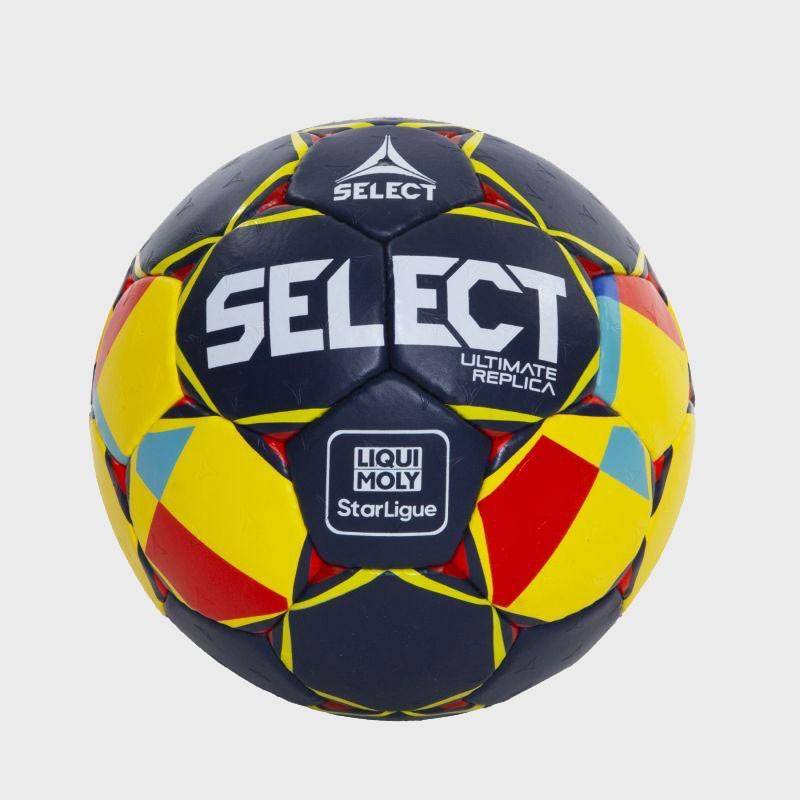 Ballon Replica Officiel SELECT Handball Ultimate LNH 2021/22 Taille 3