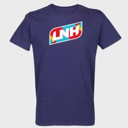 T-shirt marine LNH