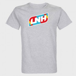 T-shirt gris LNH